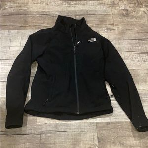 Women's small North Face soft shell.